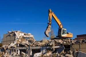 Southern California Demolition and Debris Clean Up